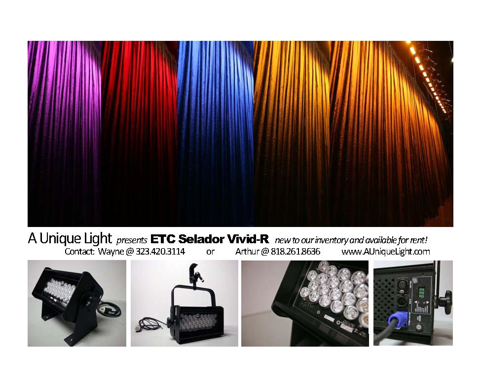 a unique light etc selador vivid etc eos control console bardwell